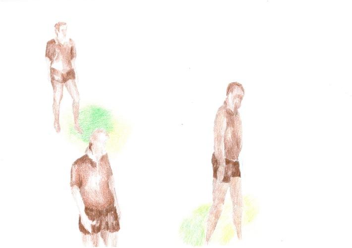 drawings 2007 - 2009
